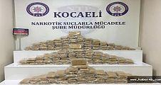 Kocaeli'nin Haftalık Uyuşturucu Bilançosu!