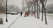 Dikkat... kar ve fırtına alarmı
