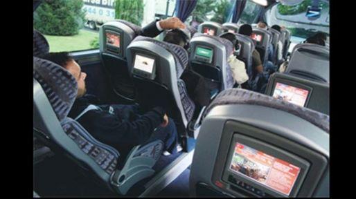 Uzun yol otobüslerinde yeni dönem başlıyor!