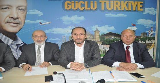 """Uzunoğlu'dan; """"268 bin partilimiz ile Kocaeli'de sahadayız!"""""""