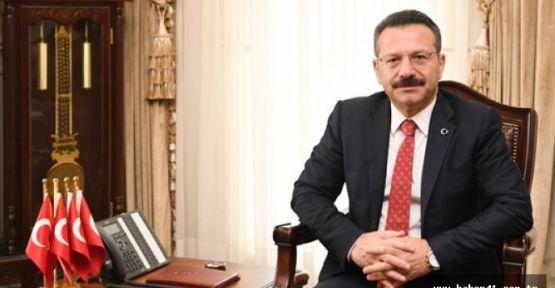 Vali Aksoy 23 Nisan Çocuk Bayramını Kutladı