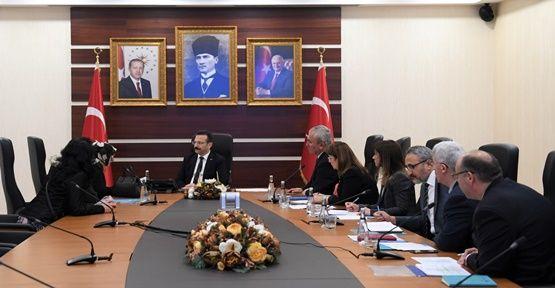 Vali Aksoy, 307 vatandaşı dinledi