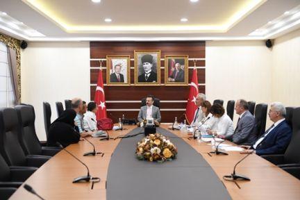 Vali Aksoy,  Halk Günlerinde 436 Vatandaşla Görüştü