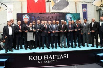 Vali Aksoy Robotik Kodlama Haftası Etkinliklerine Katıldı