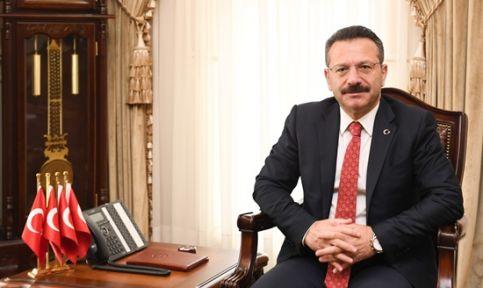 Vali Aksoy'dan insan hakları günü mesajı