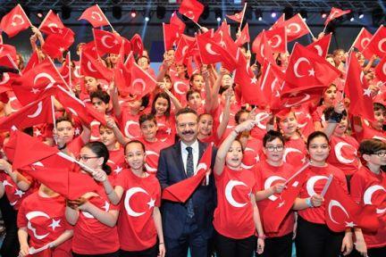 Vali Aksoy'un Eğitim Öğretim Yılı Mesajı