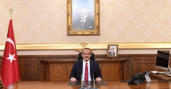 Vali Seddar Yavuz'dan 15 Temmuz Mesajı!