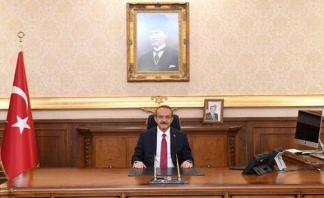 Vali Yavuz'dan 1 Temmuz Kabotaj Bayramı Mesajı