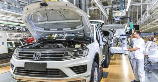 VW'den yatırım başlıyor