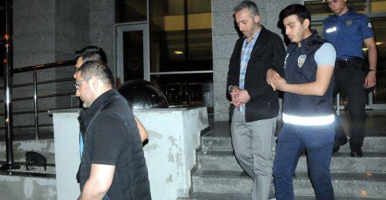 Yanan  fabrikanın ortağı olan iki kişi tutuklandı