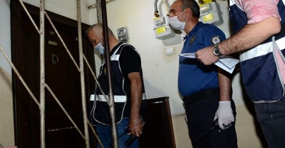 Yapılan operasyonlarda aranan 37 kişi yakalandı!