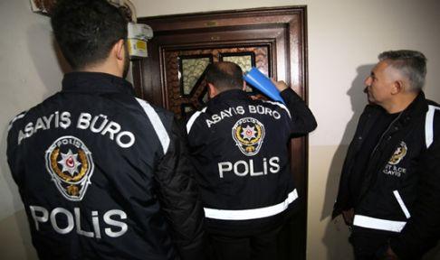 Yapılan uygulamada aranan 32 kişi yakalandı!
