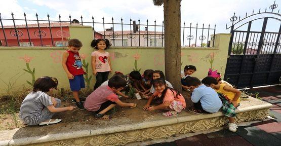 Yaz Okulu Öğrencileri Cami Ziyaret Ederek Fidan