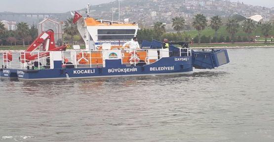 Yeni deniz süpürgeleri göreve başladı