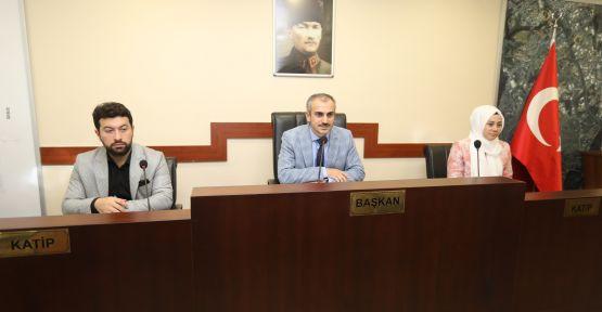 Yeni yılın ilk meclisi 2 Ocak'ta