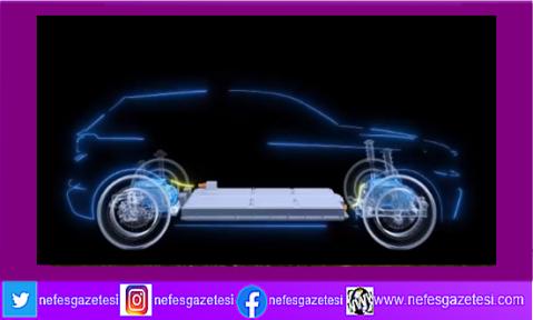 Yerli otomobilin iç görüntüsü paylaşıldı