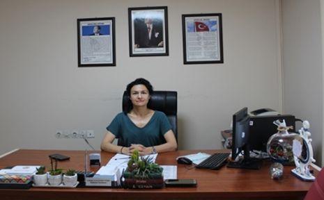 Yonca Rana Yalçıner Yeşil'e başhekim yardımcısı oldu
