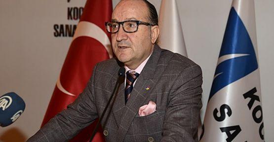 """Zeytinoğlu """"Gündemimiz artık ekonomi olmalı"""""""
