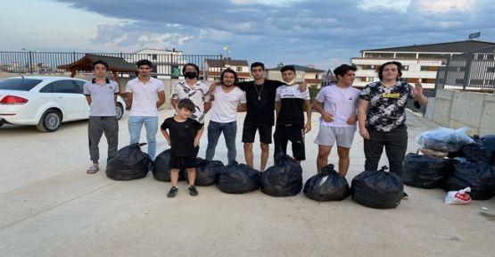 41 Karadenizspor kulübünden sosyal sorumluluk faaliyetleri