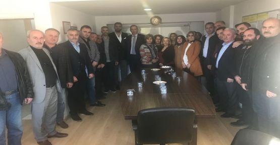 AK Parti'den CHP'ye İade-i Ziyaret