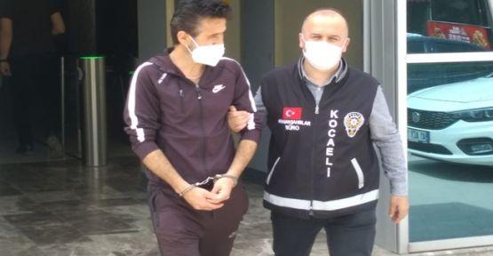 Aranan şahıs Gebze'de yakalandı!