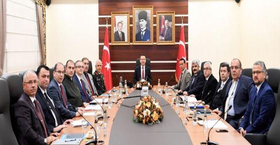 Asayiş Koordinasyon Toplantısı