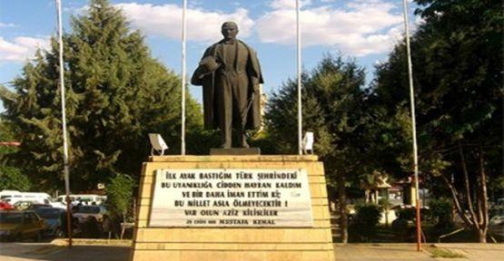 Atatürk'ün Kilis'e Gelişinin 98. Yıldönümü Anma Töreni