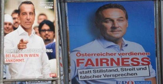 Avusturya Halkı Sandığa Gidiyor