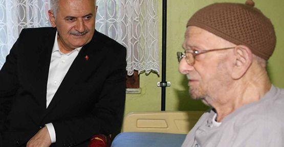 Başbakan Yıldırım, Karaosmanoğlu'nun cenazesi için geliyor