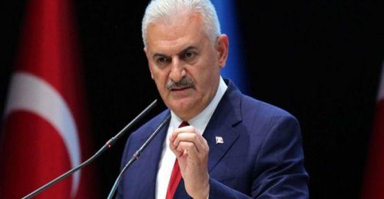 Binali Yıldırım AK Parti Grup Toplantısın'da Konuşuyor !