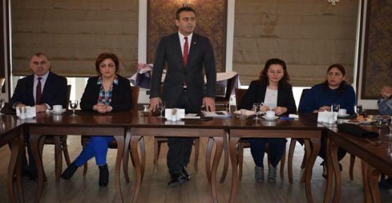 CHP Darıca İlçe Başkanı Yakup Törk'den Açıklamalar !