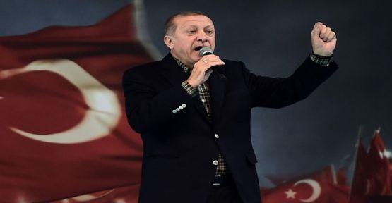 Cumhurbaşkanı Erdoğan Canlı Yayında !