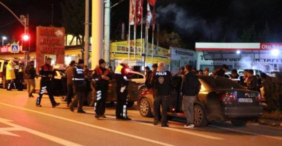 Darıca'da Huzur Uygulaması  yapıldı