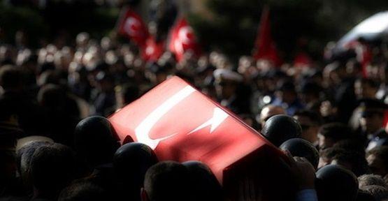 Diyarbakır'dan Şehit Haberi !