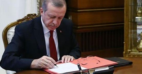 Erdoğan Hangi Kanun Maddelerini Onayladı?