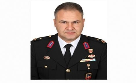 Gebze Jandarma Komutanı Barış Eke Ardahan'a gidiyor