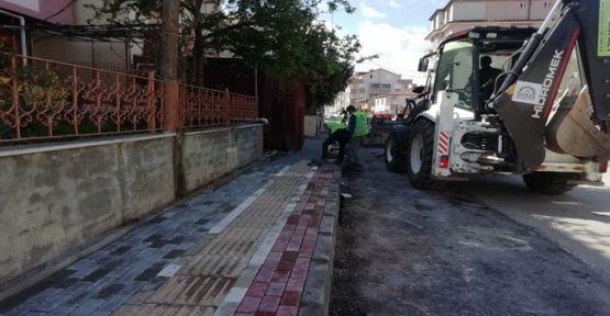 Gebze'de Fen İşleri Boş Durmuyor