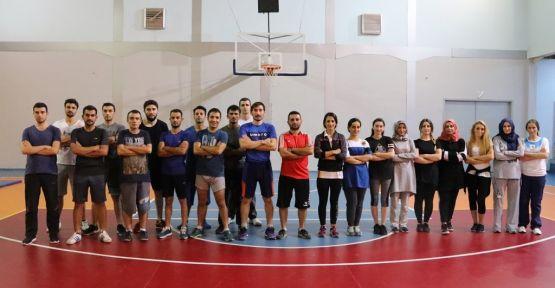 Genç polis adayları, hayallerine Büyükşehir ile kavuşuyor