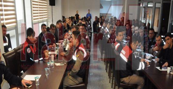 Genişletilmiş Adli Kolluk Koordinasyon Toplantısı gerçekleştirildi
