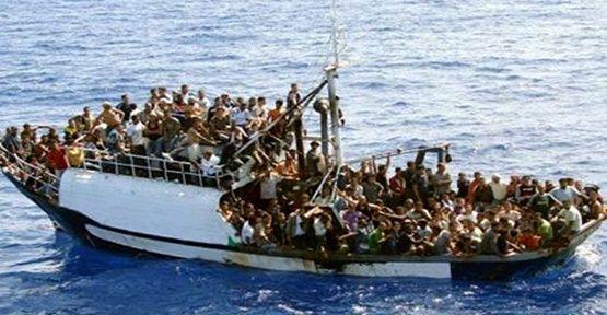 İnsan kaçakçılarına ağır darbe! 1760 kişi yakalandı