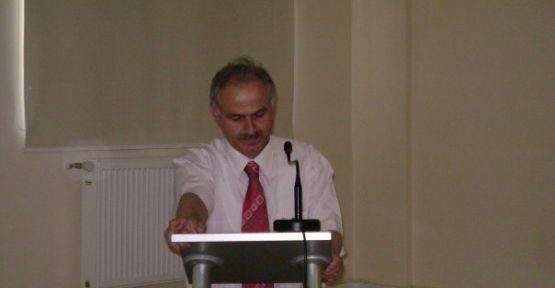 İrfan Ayar AK Parti Gebze ilçe başkanı oldu