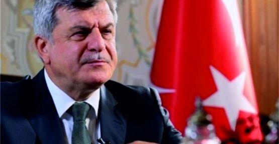 """Karaosmanoğlu """"Tam 80 milyonluk aileyiz"""