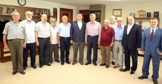 Karaosmanoğlu'na Çepni Caddesi  teşekkürü