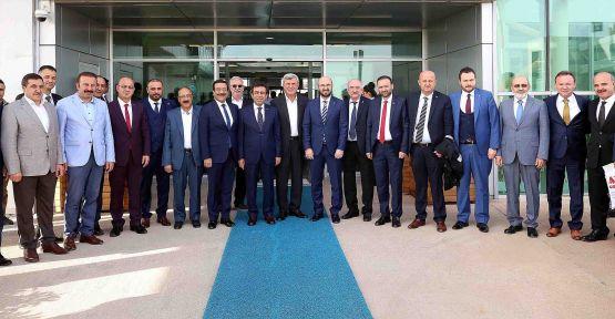 Kocaeli Başkanı'nın Diyarbakır Ziyareti'nin Nedeni Ne ?