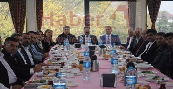 Kocaeli Erzurum Dernekler Federasyonu Yönetimini Tanıttı !