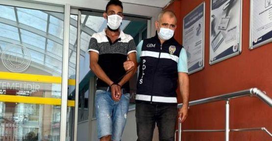 Kocaeli'de 38 kaçak göçmen yakalandı!