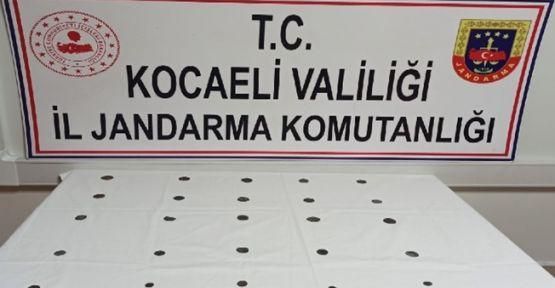 Kocaeli'de Jandarmadan kaçakçılık operasyonu!