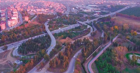 Köprülü Kavşak Projesinin Bir Bölümü Trafiğe Açıldı
