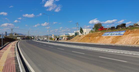Muhsin Yazıcıoğlu Caddesi Yenilenen Yüzüyle Hizmete Sunuldu