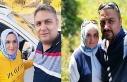 Komiser yardımcısı Uğur Özdemir ve eşi Emine...